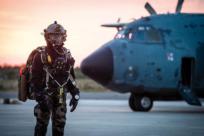 Opérations spéciales : des capacités combinées