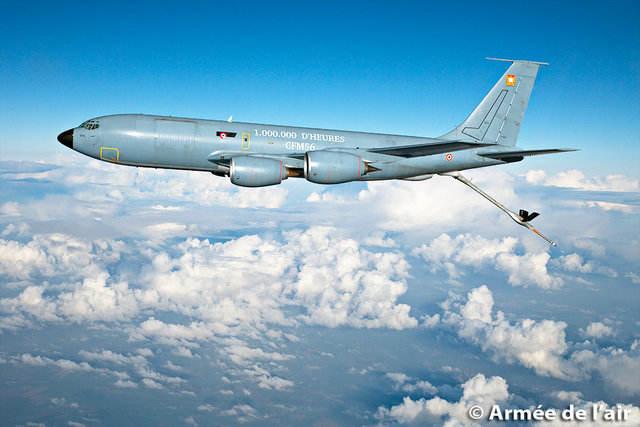 4ème édition de l'exercice européen d'entraînement au ravitaillement en vol