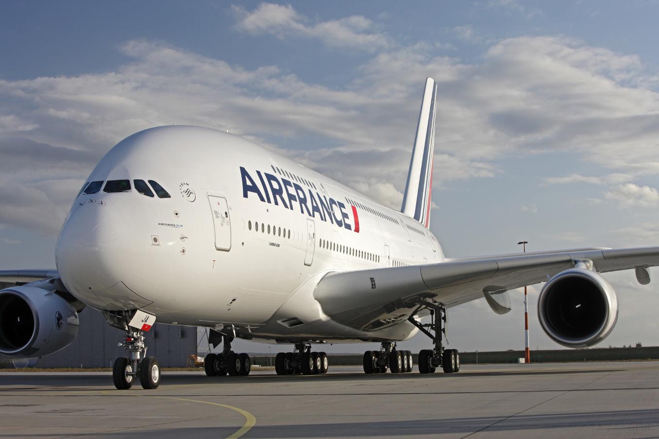 Air France-KLM tightens China ties