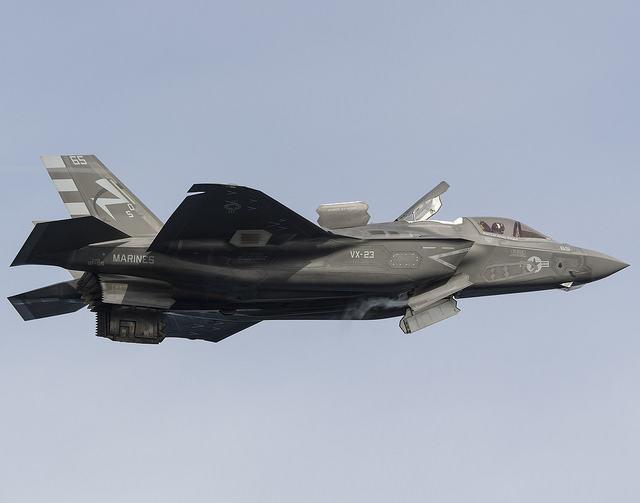 Bourget 2017 : Le F-35 viendra finalement au Salon
