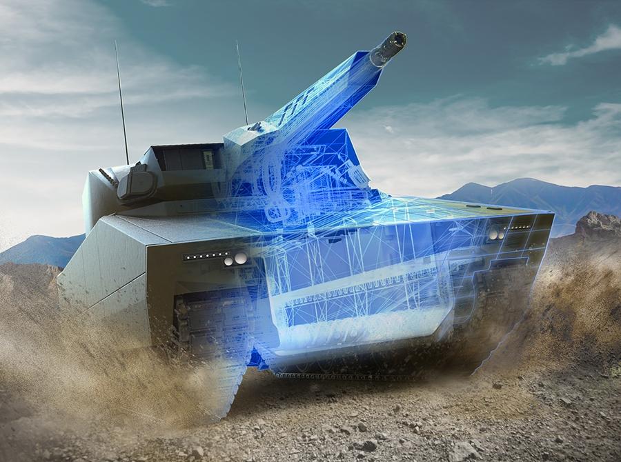 Marché des futurs blindés de l'US Army : Coopération L3Harris Technologies/Rheinmetall