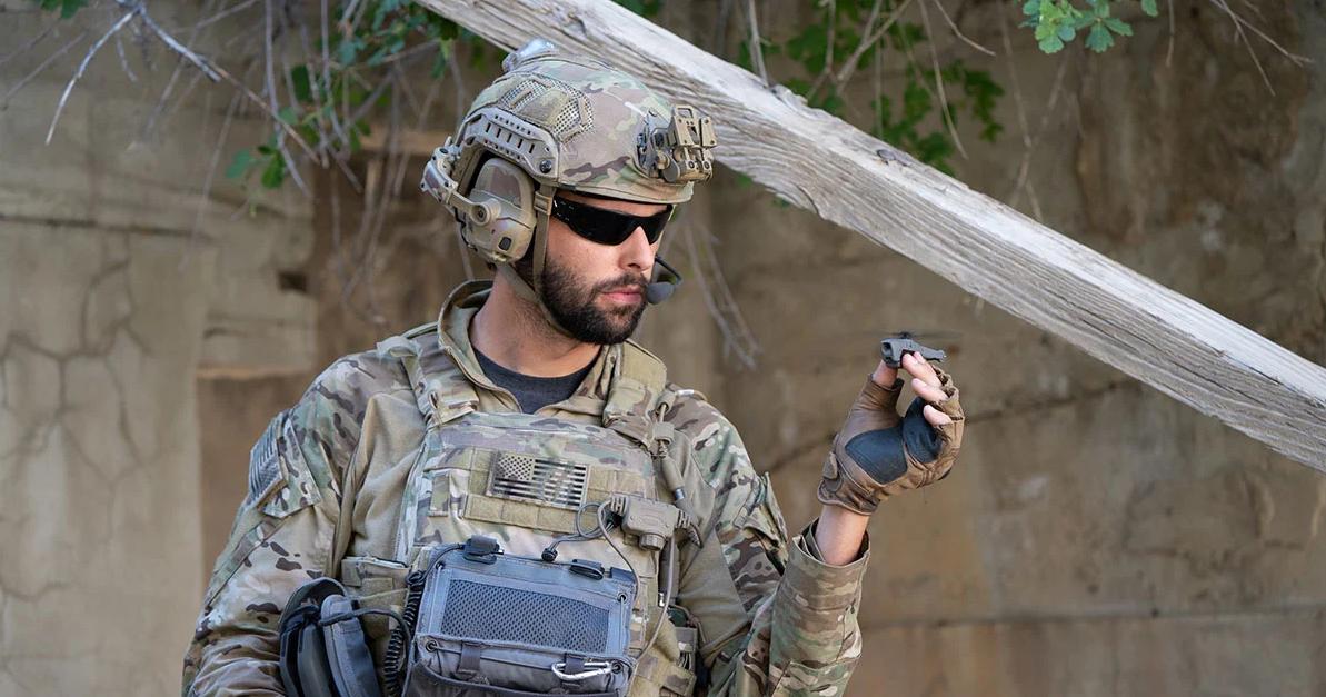US Army: nouvelle commande de drones Black Hornet
