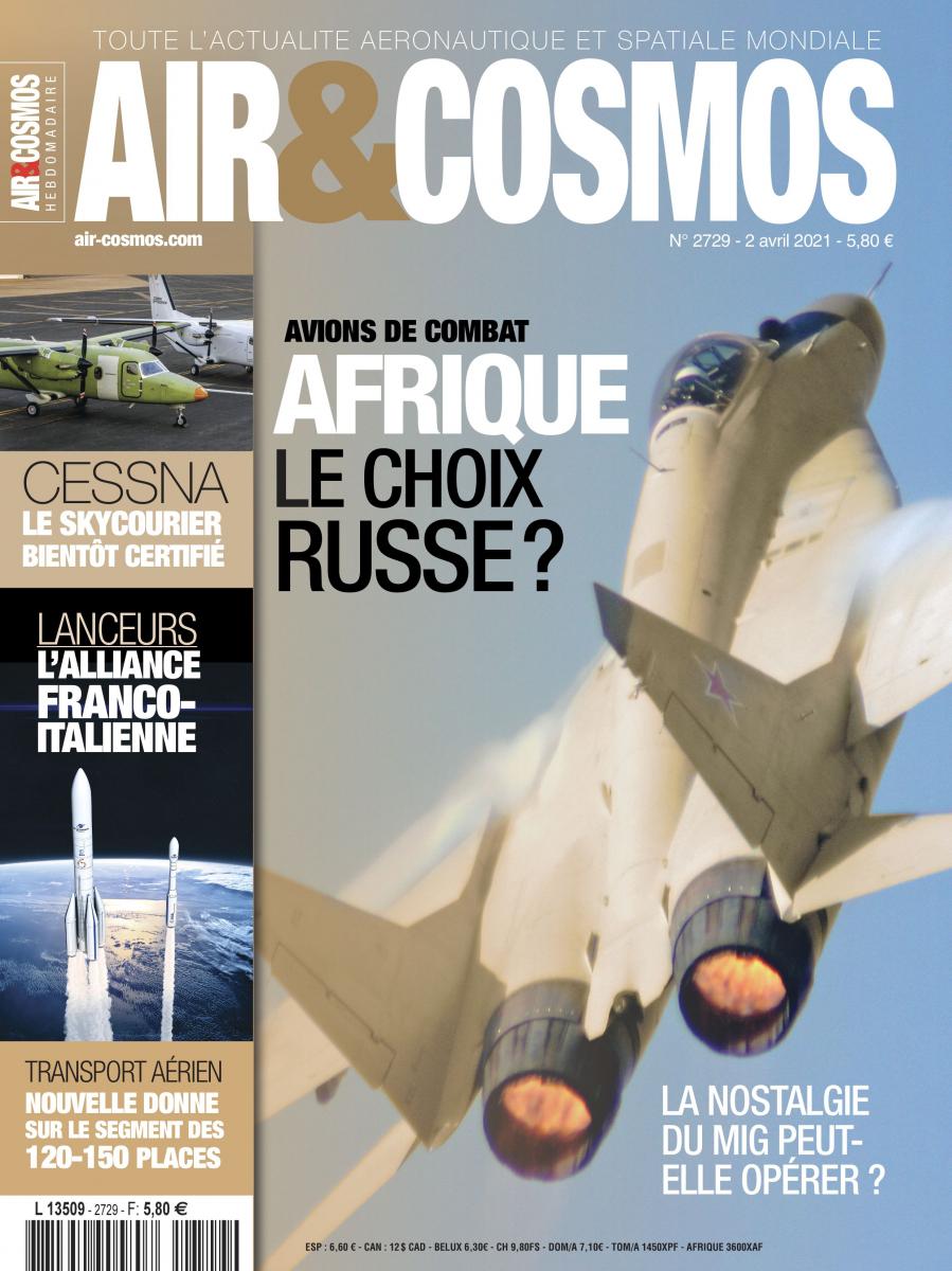 Le retour des avions russes en Afrique