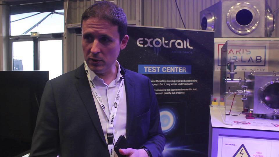 Bourget 2019 : à la rencontre d'Exotrail
