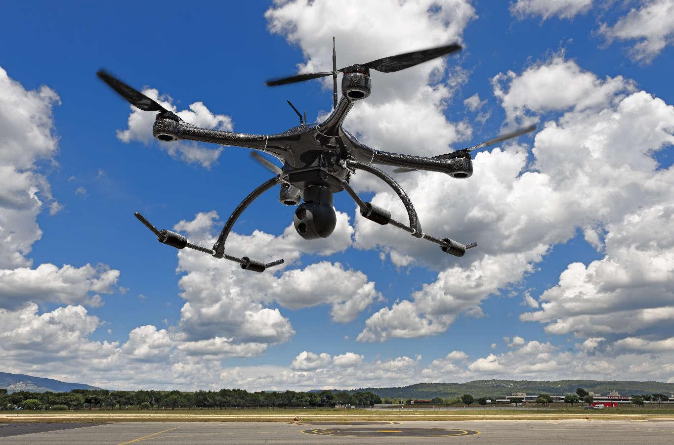Azur Drones rachète Flying Eye