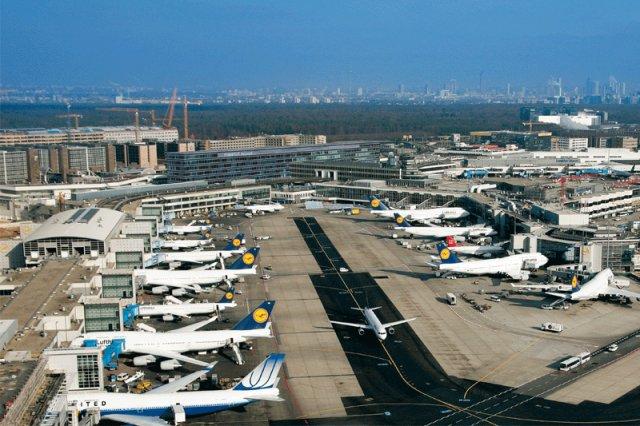 L'aéroport de Francfort accélère l'agrandissement du terminal 3