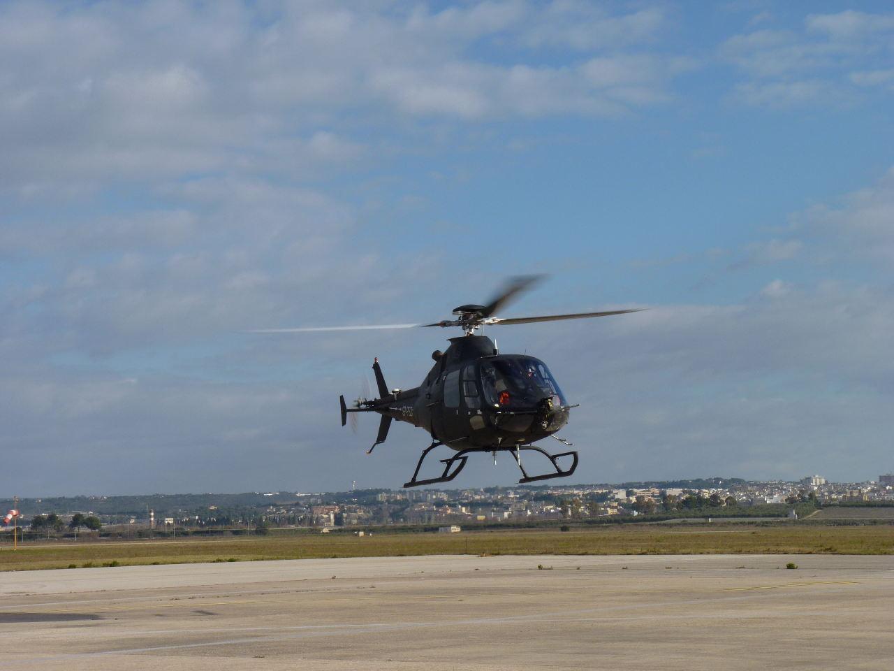 Le SW-4 Solo dronisé débute ses essais à l'aéroport de Grottaglie