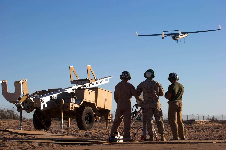 Le Liban réceptionne des drones Scan Eagle