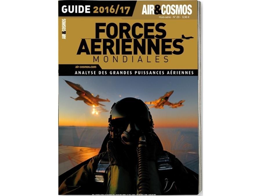 Forces Aériennes Mondiales, un Hors-Série collector disponible en kiosques ce jeudi 18 mai.
