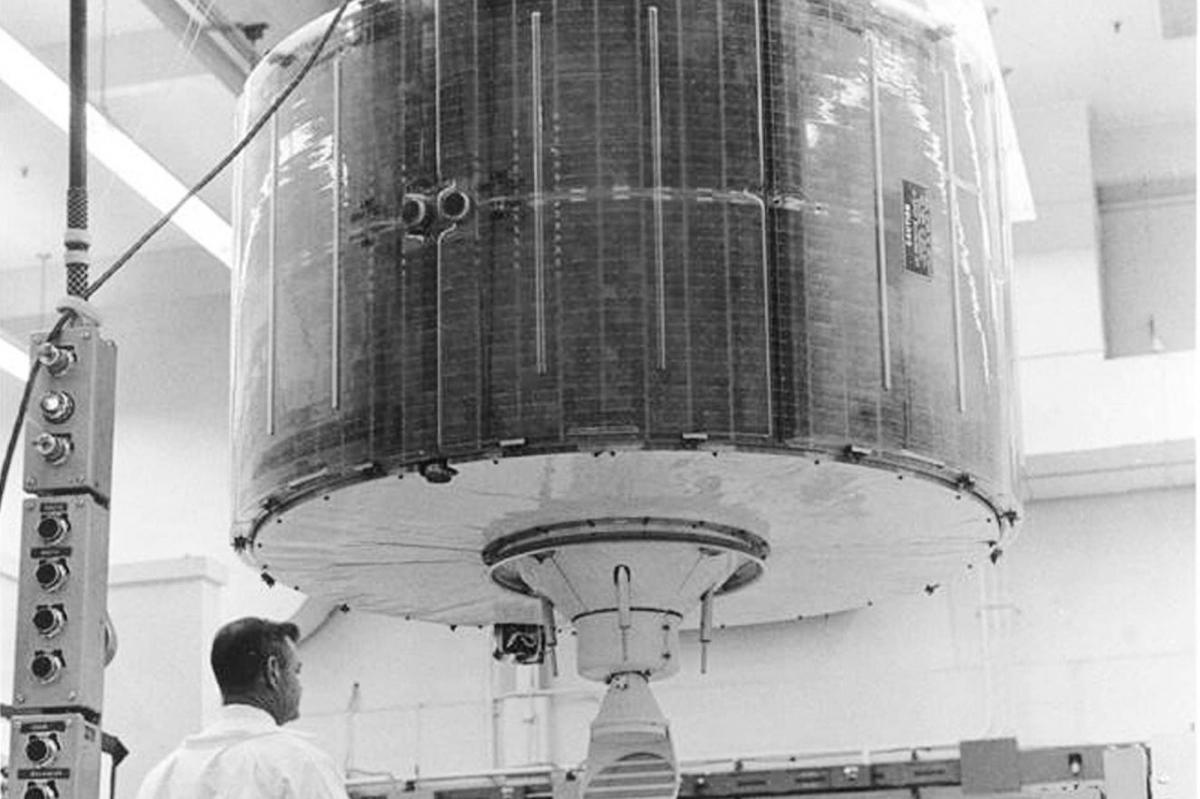 Il y a 50 ans, les Britanniques déployaient le réseau de communications spatiales Skynet