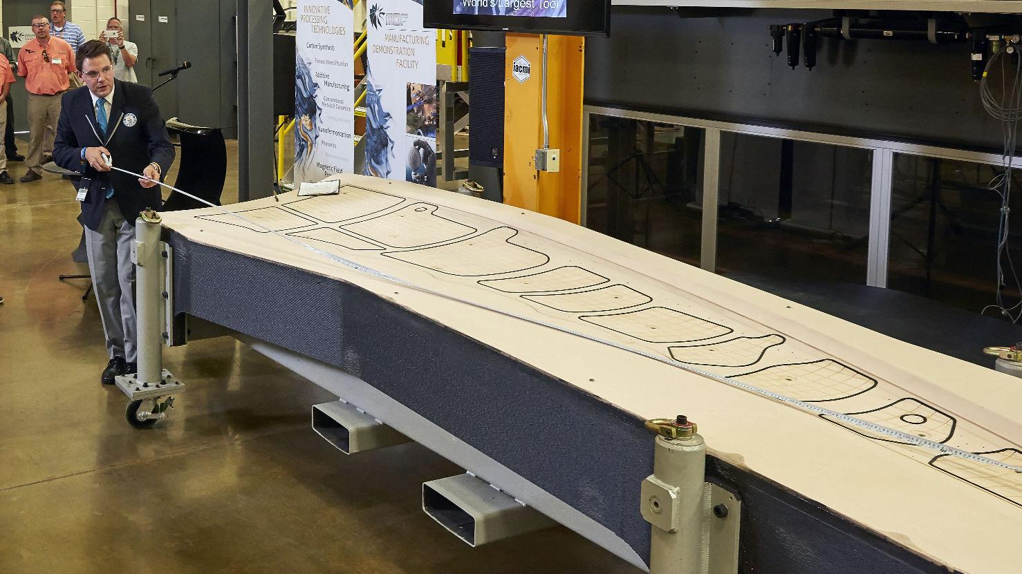 Le Boeing 777X aura la plus grande pièce en impression 3D