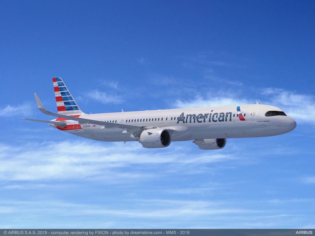 Bourget 2019 : 206 ventes pour l'Airbus A321XLR