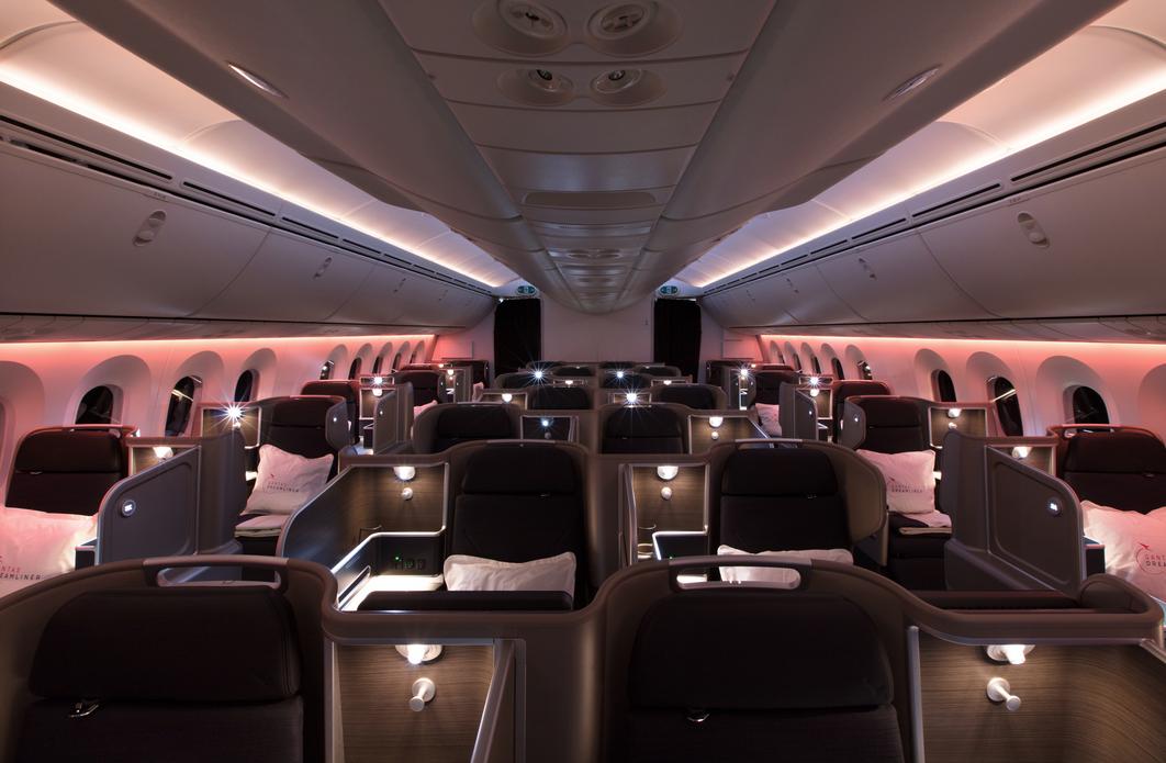 Qantas seeks long-haul travel feedback