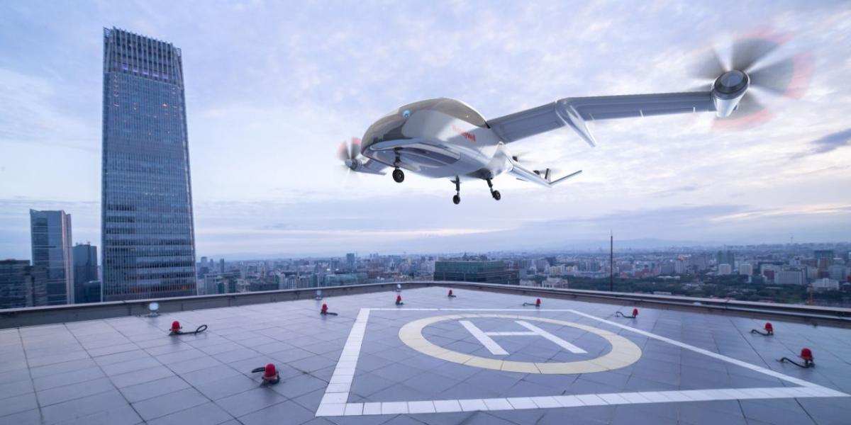 Honeywell créé une nouvelle entité drones et mobilité aérienne urbaine