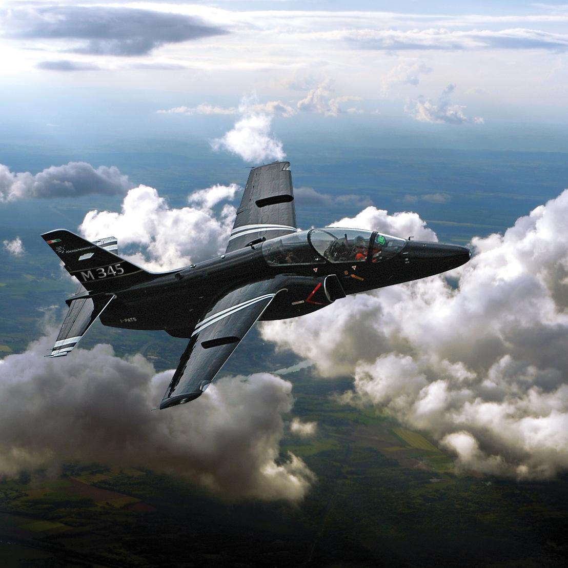 L'Italie commande un premier lot de M-345