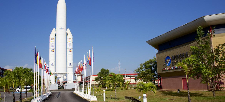 Redémarrage programmé du Centre spatial guyanais