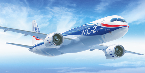 Irkut va devoir renforcer la voilure du MC-21