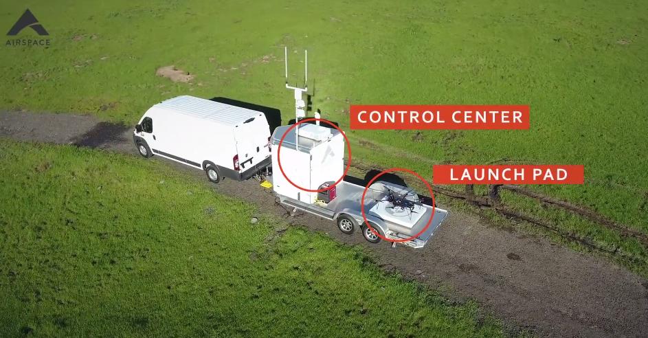 Des drones au service de la lutte anti-drones