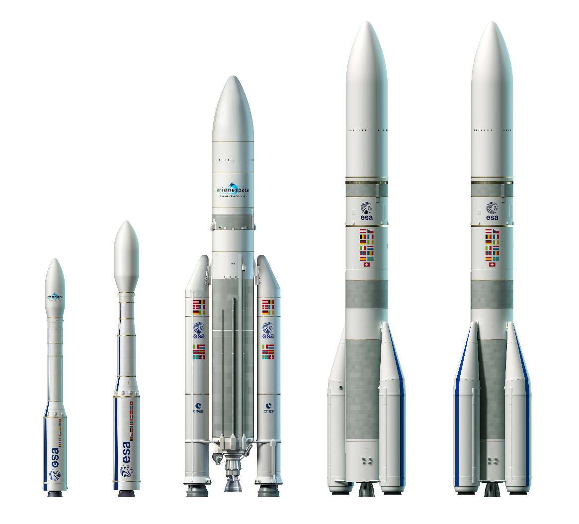 Arianespace guichet unique de l'ESA