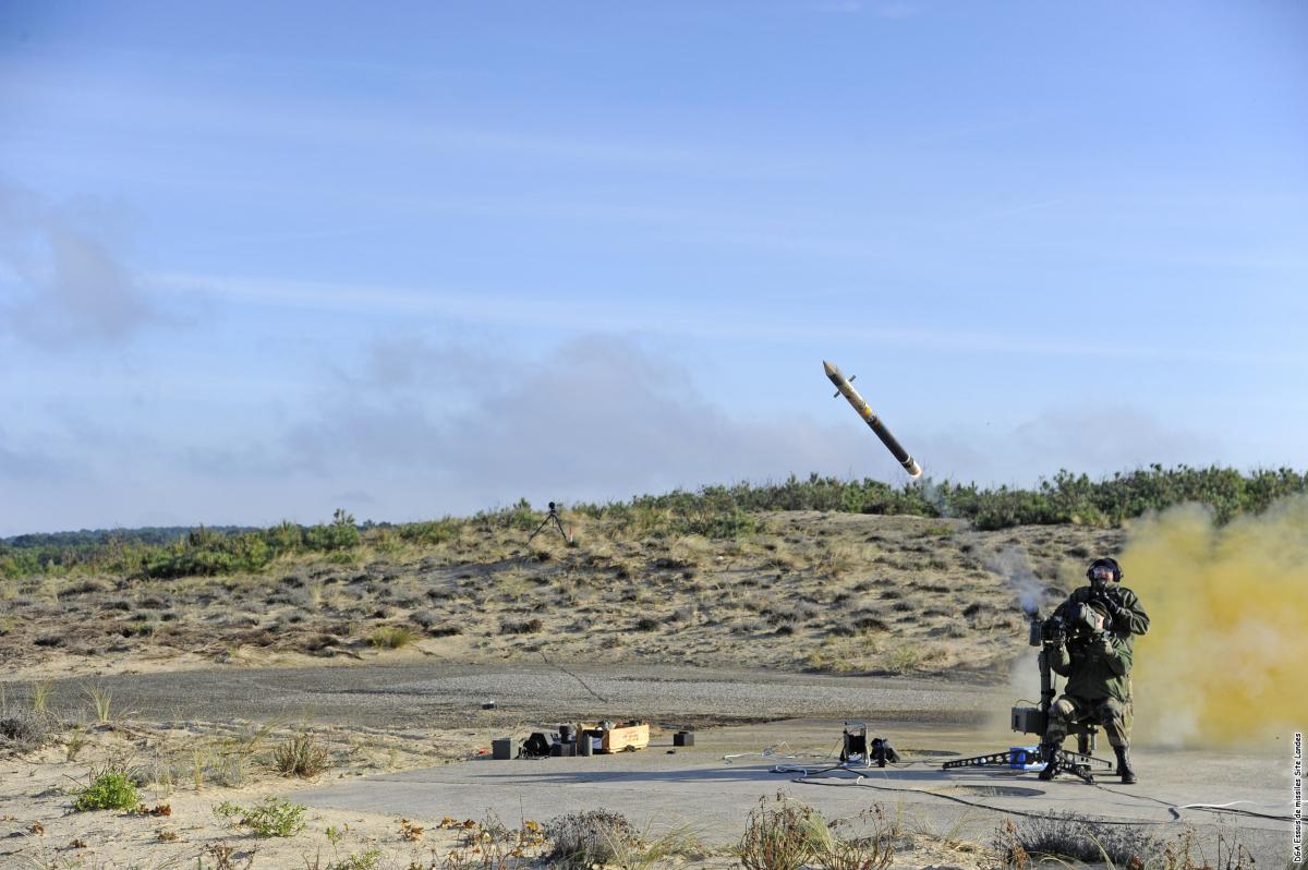 La Serbie se dote de missiles Mistral 3