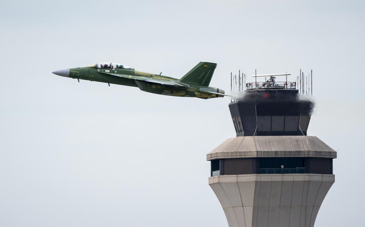 Boeing a livré les deux premiers F/A-18 Super Hornet Block III à l'US Navy