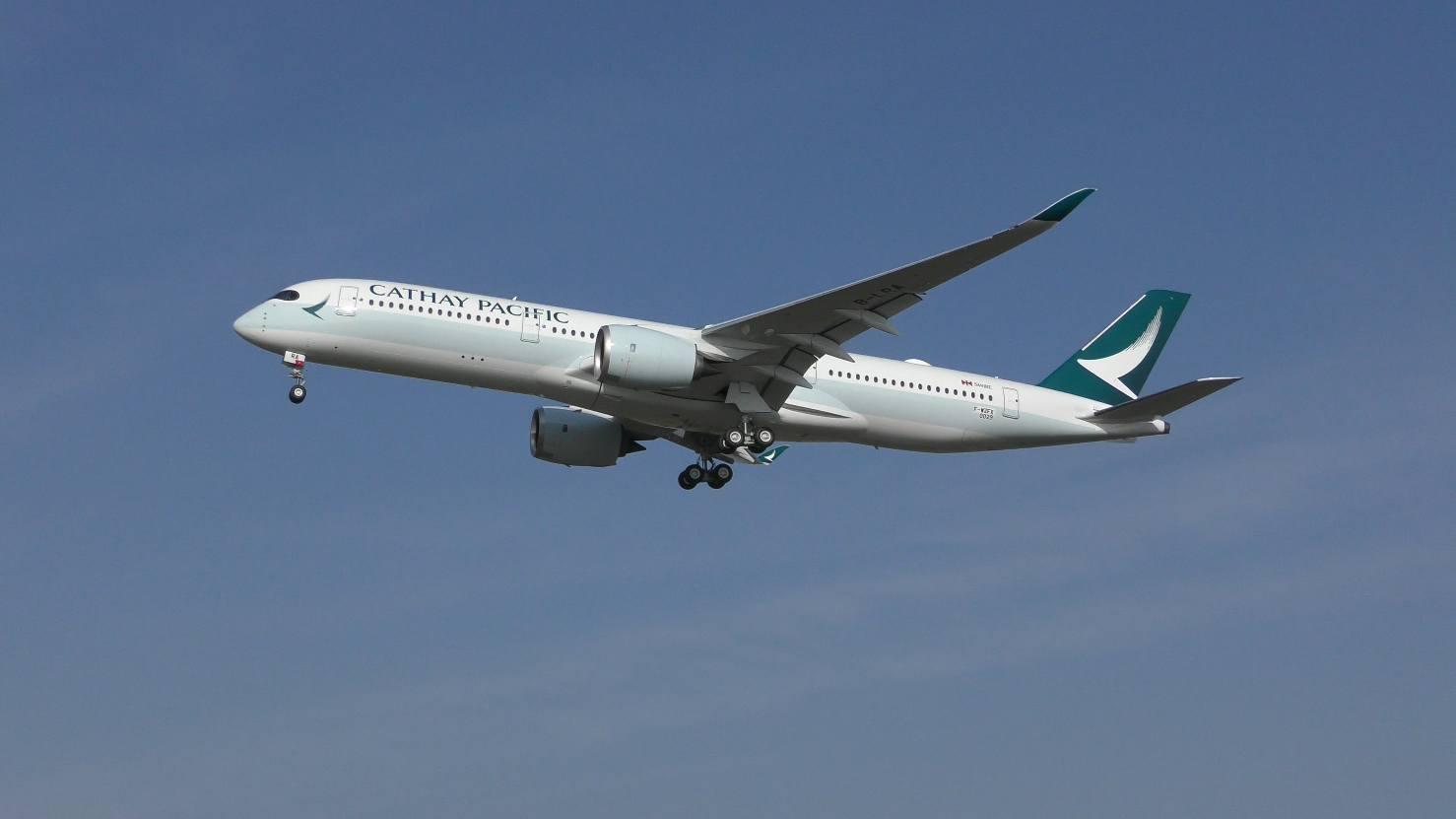 Cathay Pacific va ouvrir une ligne Hong-Kong - Bruxelles
