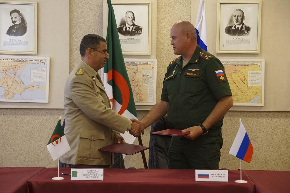Anti-terrorisme: Entraînement russo-algérien en Ossétie du Nord