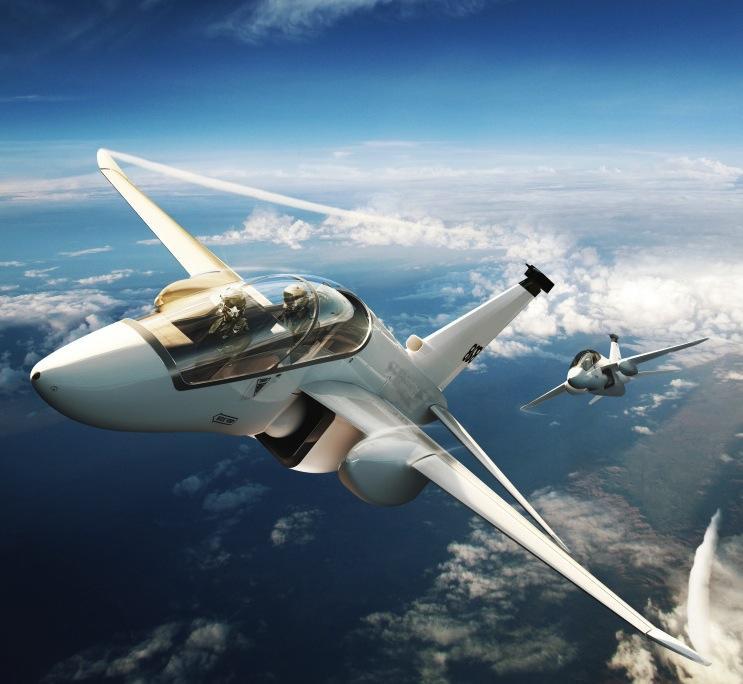 Dart Jet : L'avion de formation modulaire
