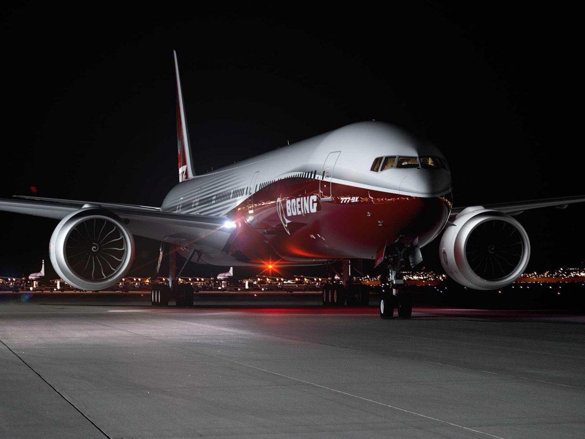 Farnborough 2016 : un Boeing 777-10, c'est possible