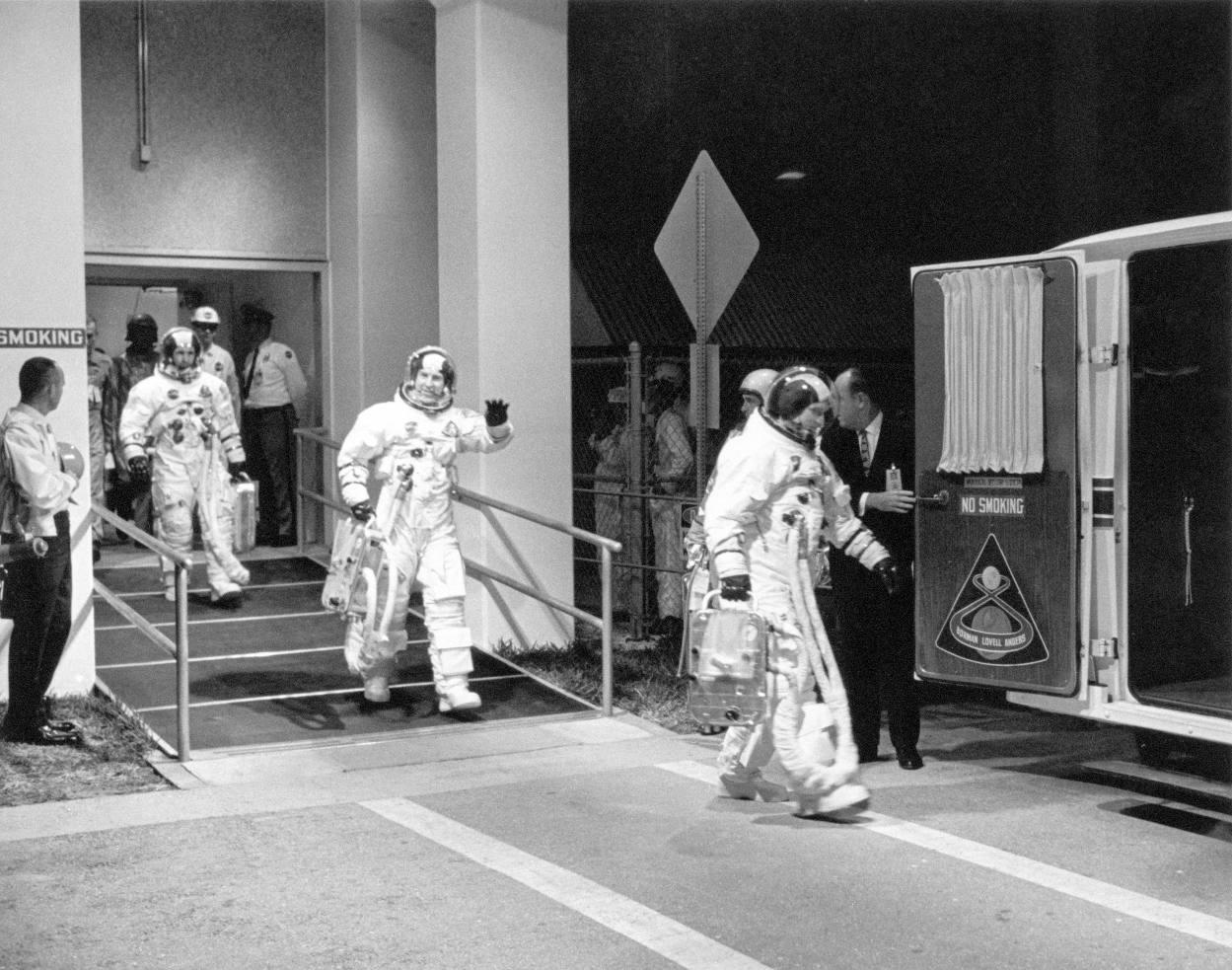 Il y a 50 ans, Apollo 8 autour de la Lune ou l'audace américaine