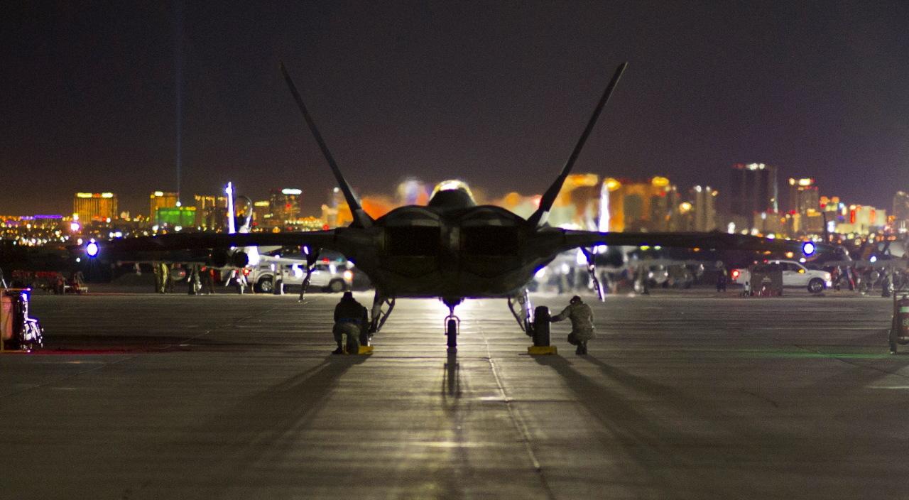 La Chine capable de détecter le F-22?