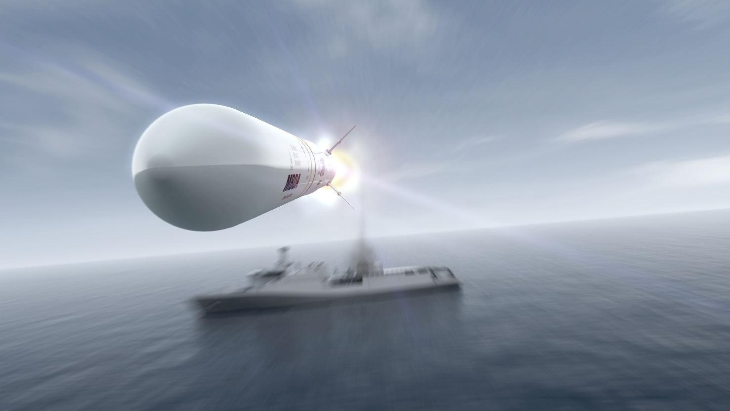 MBDA fournira ses missiles CAMM aux forces armées britanniques