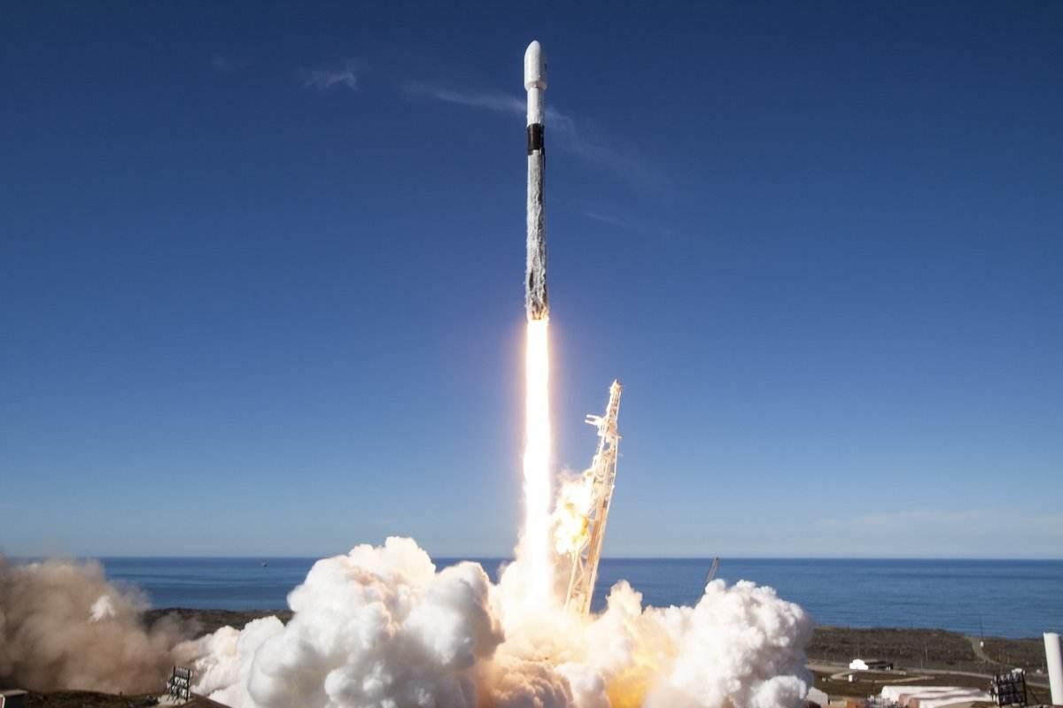 Troisième vol d'affilée pour un Falcon 9 de SpaceX