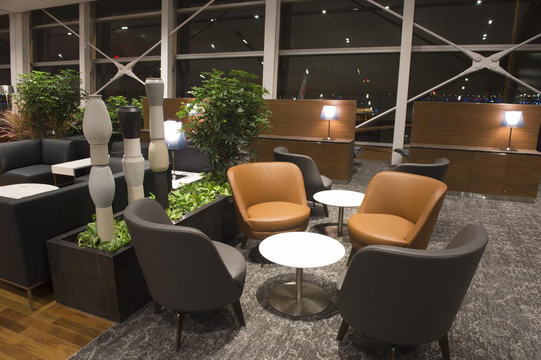 Air Canada a inauguré son nouveau salon affaires à Montréal-Trudeau