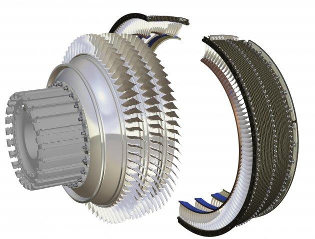 Techspace Aero (Safran) se prépare aux composites et à l'open rotor