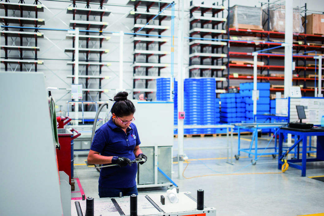 Daher opens new facility in Mexico