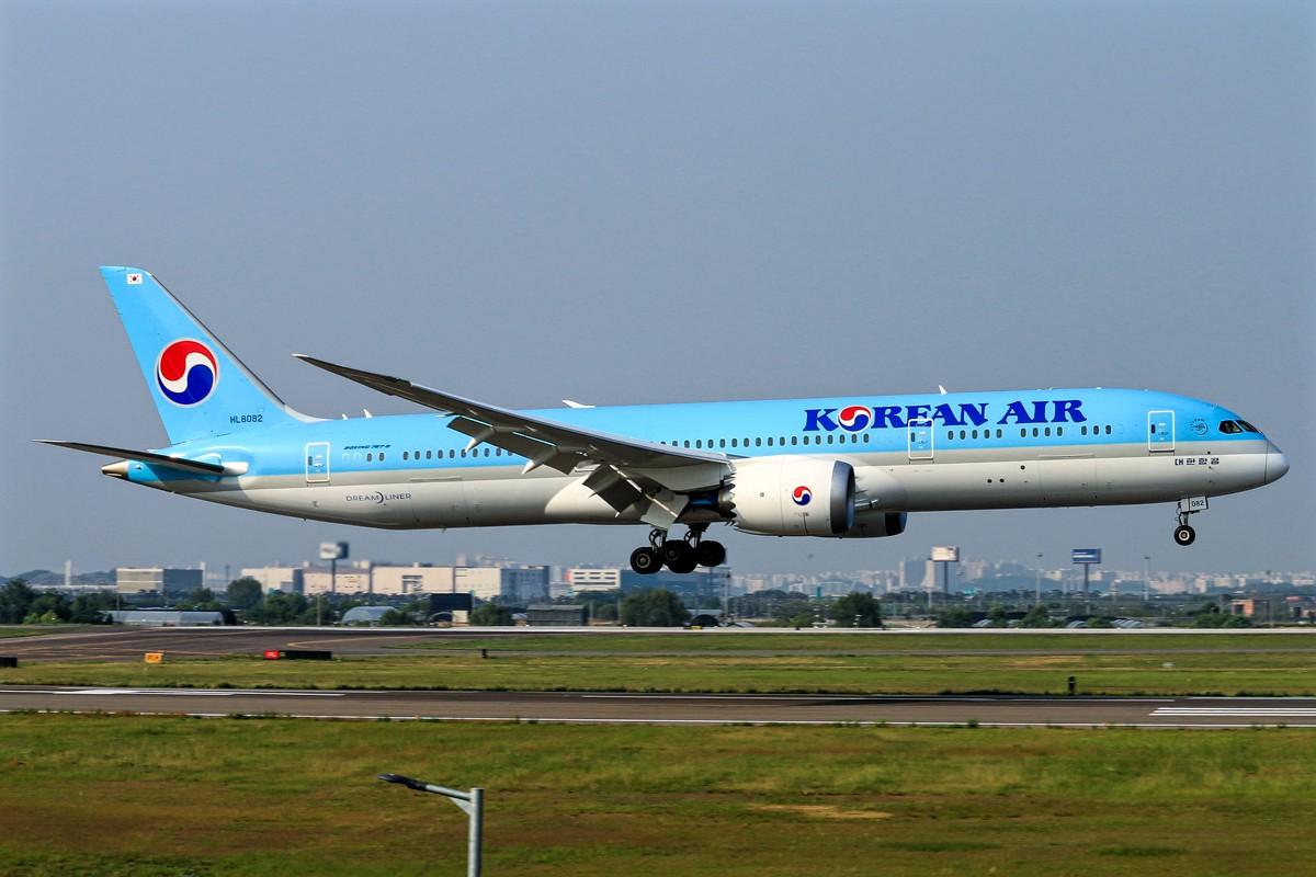 Bourget 2019: Korean Air prend 30 B787 Dreamliners