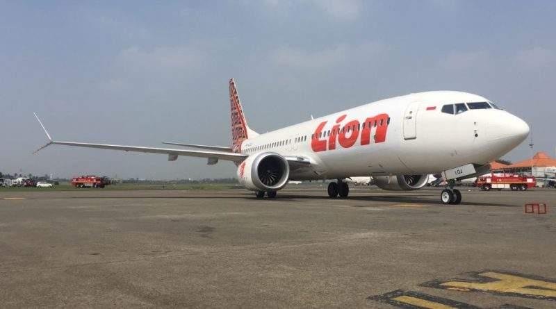 Lion Air : le second enregistreur de vol du Boeing 737 MAX 8 retrouvé