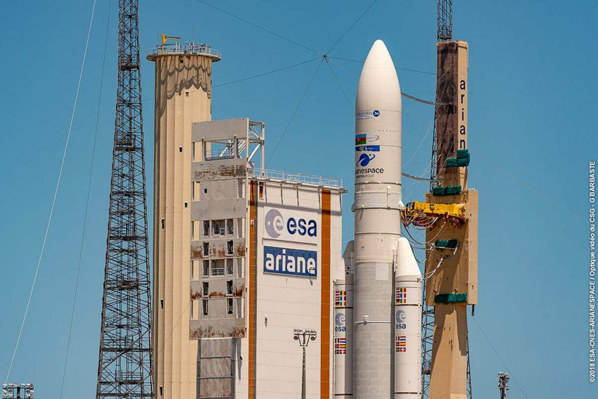 Deux satellites de télécommunications européens lancés par Ariane 5 d'ici l'été