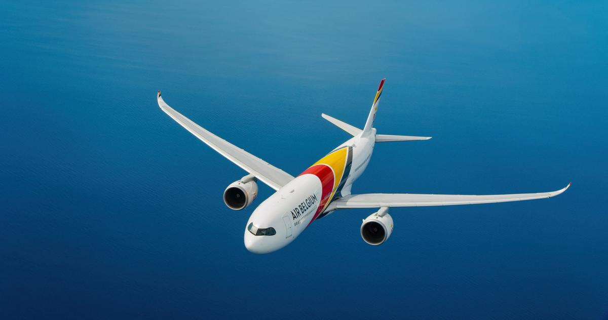 Premier Airbus A330-900 pour Air Belgium