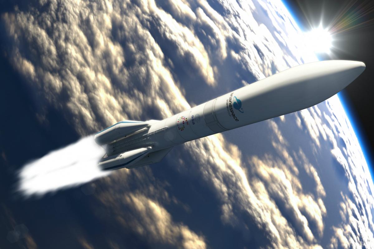 Le premier vol d'Ariane 6 repoussé d'un an