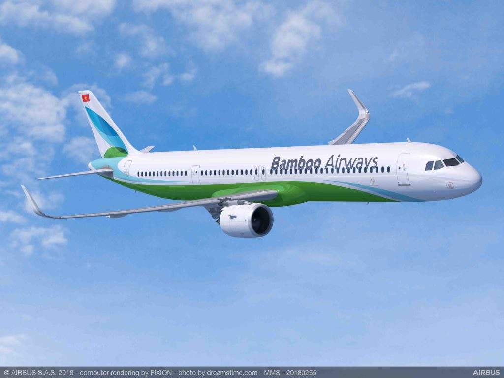 Bamboo Airways a reçu son certificat de transporteur aérien