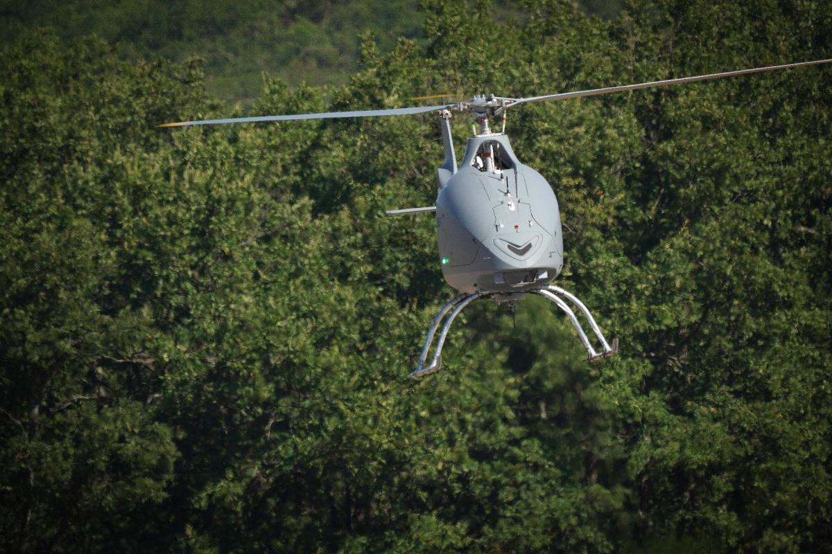 Le VSR700 réalise son premier vol autonome libre