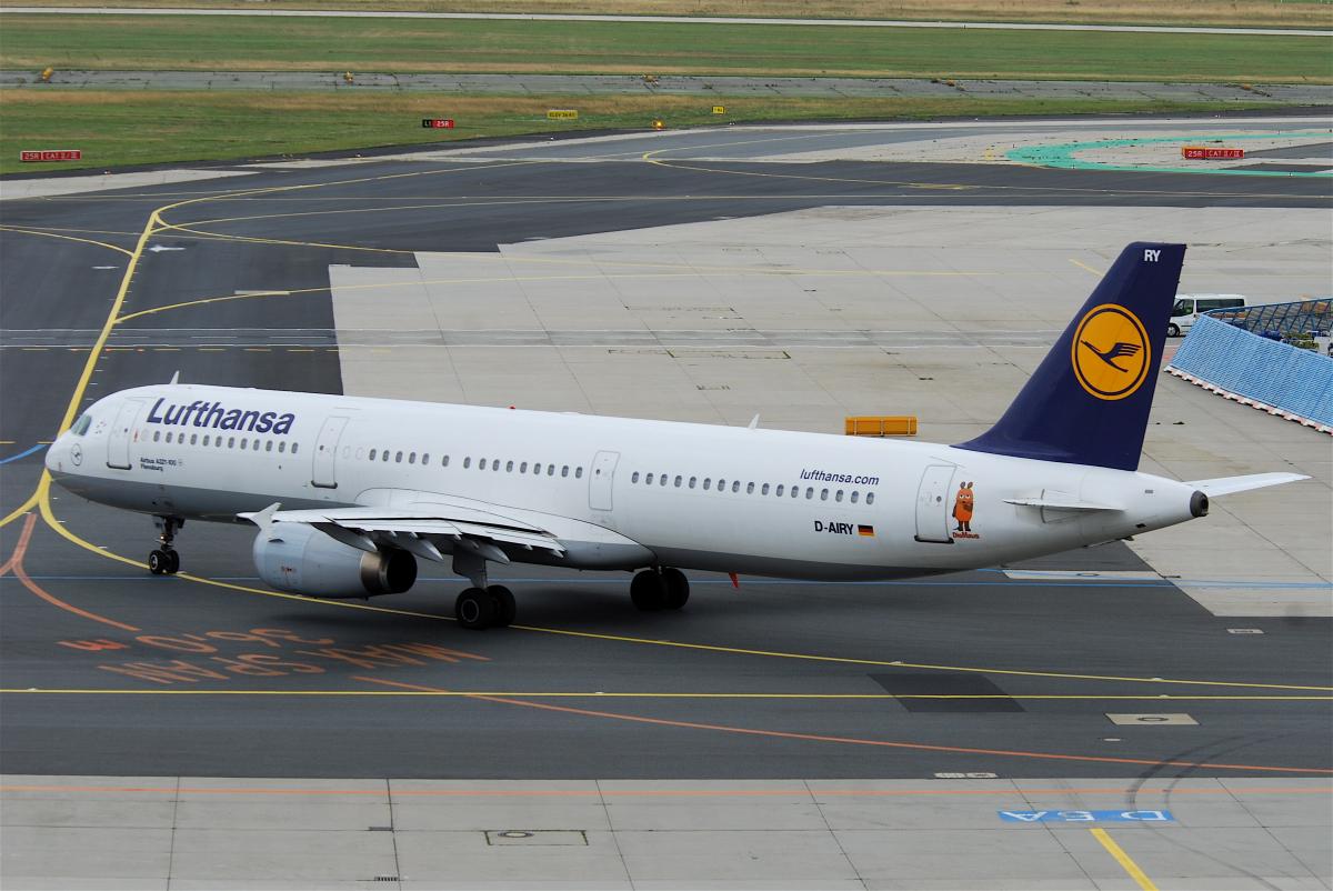 Lufthansa veut convertir deux Airbus A321 en avions cargos