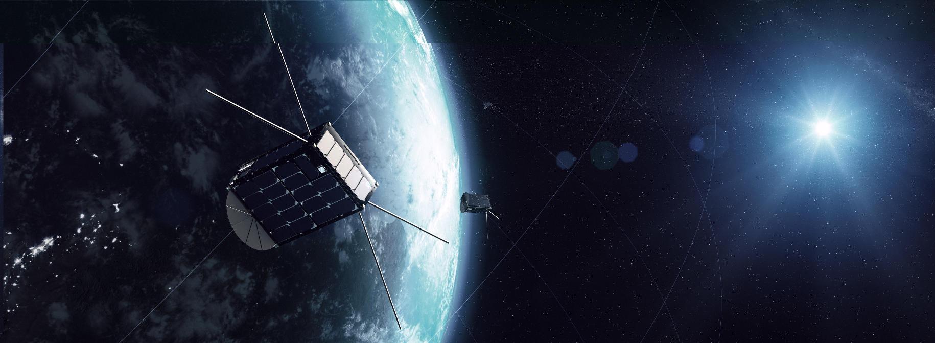 Bourget 2017 : la start-up bretonne Unseenlabs développe une première mondiale dans les satellites