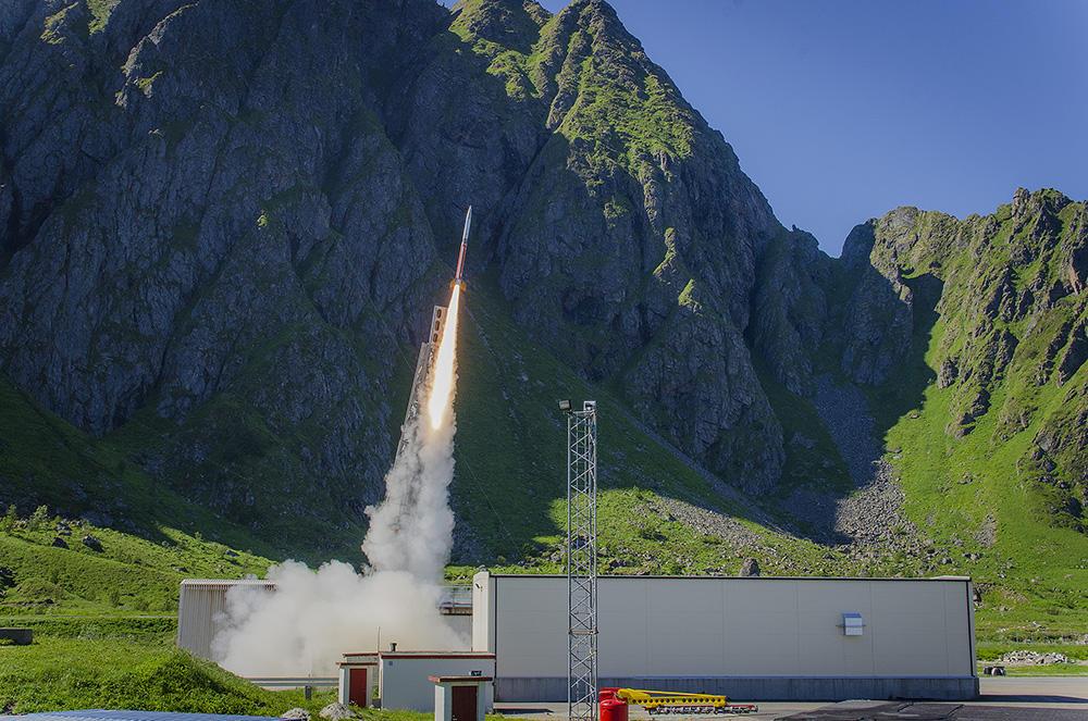 La Norvège à la conquête de l'espace