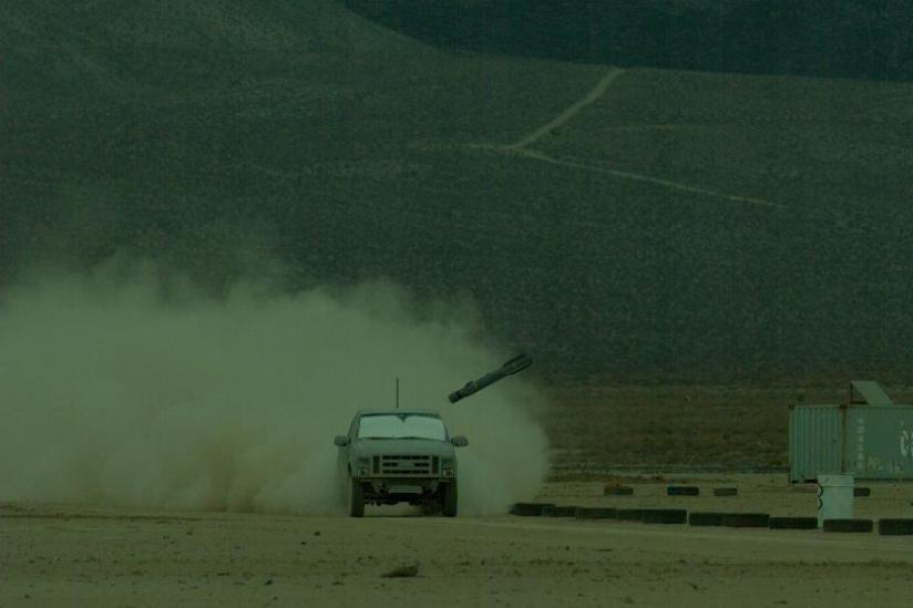 VIDEO : Tir d'essai d'un missile Brimstone depuis un drone Reaper