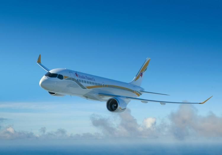 Bombardier CSeries : le russe Ilyushin Finance réduit sa commande