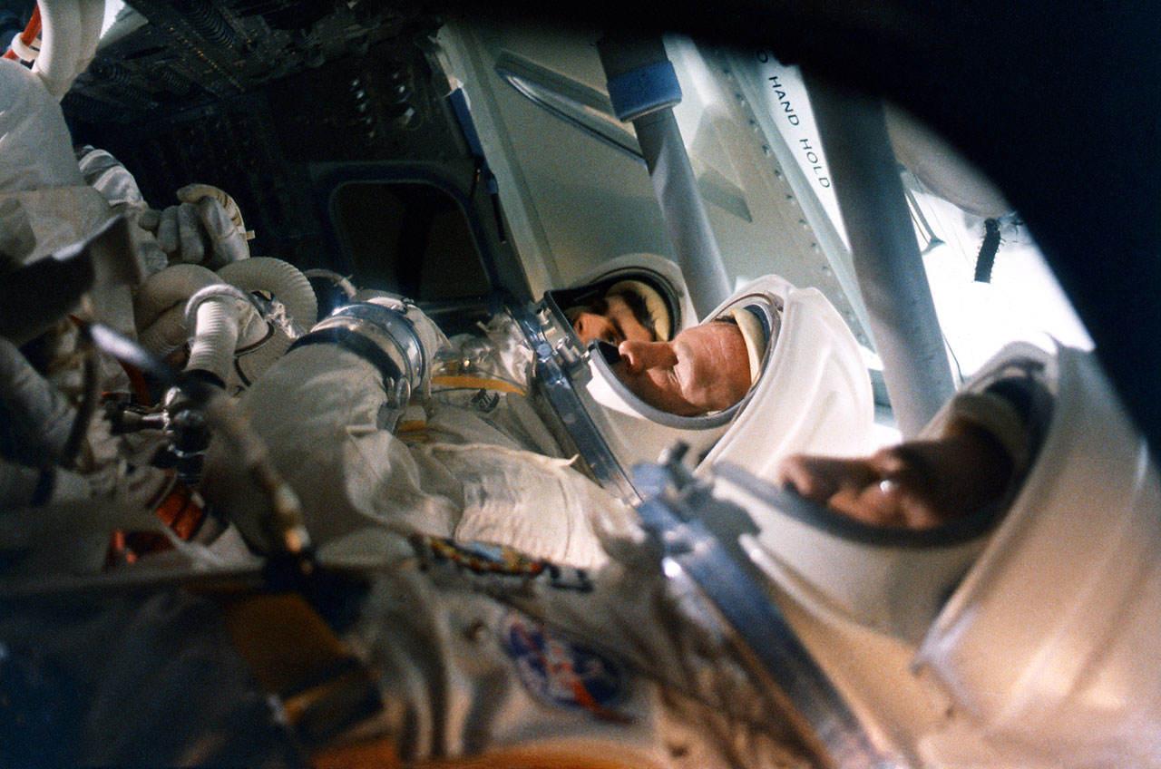 Il y a 50 ans : le drame Apollo 1