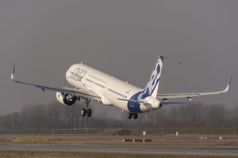 Avec l'A321neo, Airbus a aussi son MOM